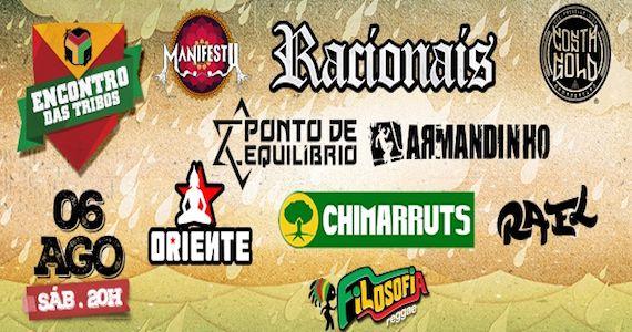 Encontro das Tribos tem shows de Racionais, Chimarruts, Rael, Ponto de Equilíbrio, Armandinho e mais na Estância Alto da Serra Eventos BaresSP 570x300 imagem