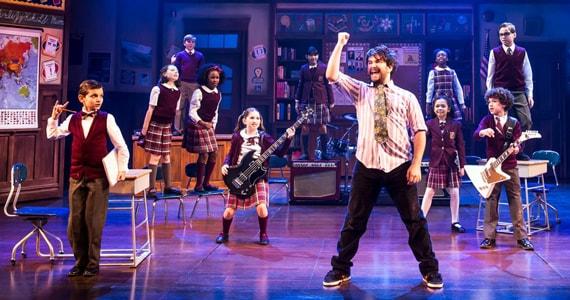 Escola do Rock, o Musical estreia no Teatro Santander em Agosto Eventos BaresSP 570x300 imagem