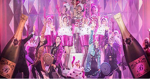 Maicon Clenk apresenta o espetáculo Banquete no Burlesque Paris 6 by Night Eventos BaresSP 570x300 imagem