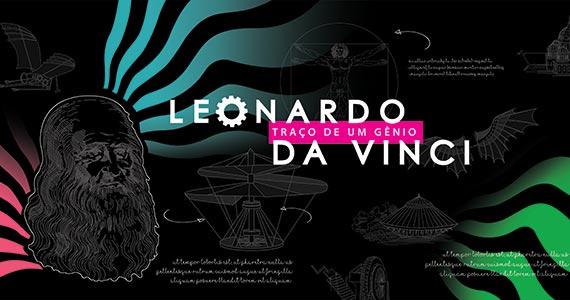 Museu da Imigração realiza exposição em homenagem a Leonardo da Vinci Eventos BaresSP 570x300 imagem