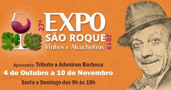 Expo São Roque reúne gastronomia, vinhos e música Eventos BaresSP 570x300 imagem