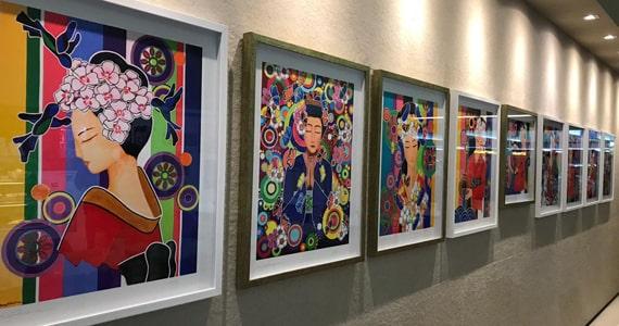 Top Center celebra Dia da Imigração Japonesa com exposição gratuita de Suzy Fukushima Eventos BaresSP 570x300 imagem