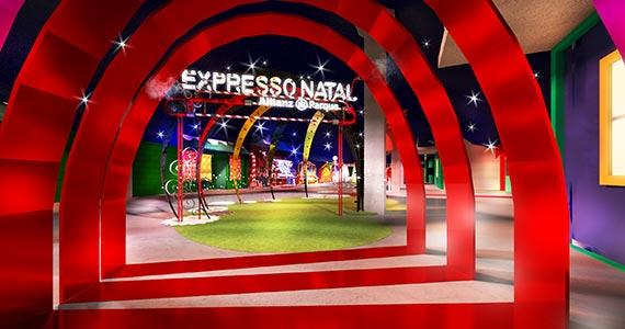 """Allianz Parque recebe projeto """"Expresso Natal"""" para celebrar o fim do ano Eventos BaresSP 570x300 imagem"""