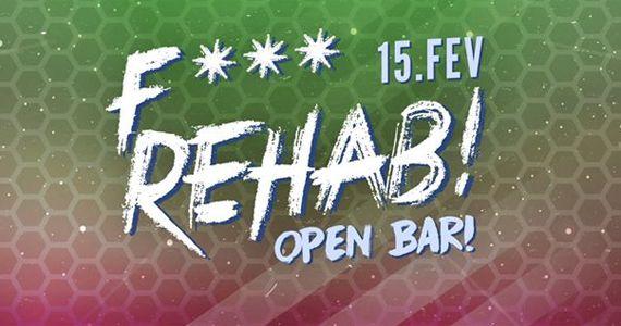 Quarta é dia de curtir F*** Rehab! com Open Bar no Beco 203 Eventos BaresSP 570x300 imagem