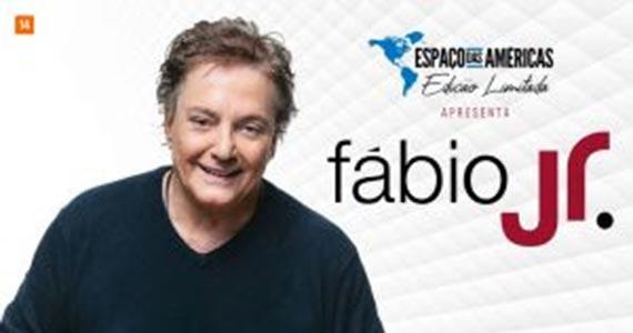 Show especial de Fábio Jr. no Espaço das Américas Eventos BaresSP 570x300 imagem