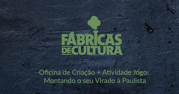 Fábricas de Cultura realizam ações para o SP Gastronomia Eventos BaresSP 570x300 imagem