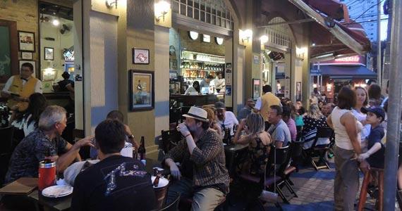 Paróquia Bar oferece variedades de petiscos e chopp cremoso no happy hour Eventos BaresSP 570x300 imagem