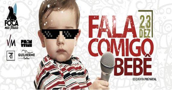 Sexta acontece a festa Fala Comigo Bebê, esquenta para o Natal, na Moby Club Eventos BaresSP 570x300 imagem