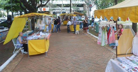 Praça Nossa Senhora Aparecida recebe a tradicional Feira Permanente Arte e Cultura Moema Eventos BaresSP 570x300 imagem