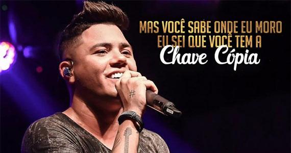 Felipe Araújo ao vivo no Coração Sertanejo com o sucesso