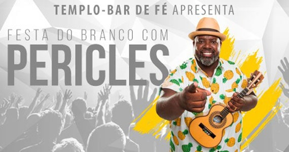 Templo Bar de Fé apresenta Réveillon do Péricles