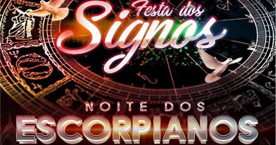 Festa dos Signos - Noite dos Escorpianos com muito house e disco music no Le Rêve Eventos BaresSP 570x300 imagem