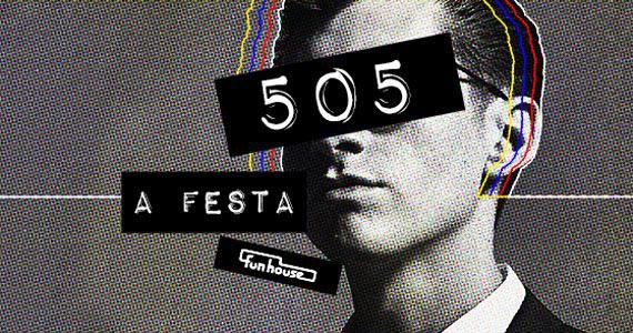 Festa 505 com indie-rock & indie-pop e Karaokê no Esquenta do FunHouse Eventos BaresSP 570x300 imagem