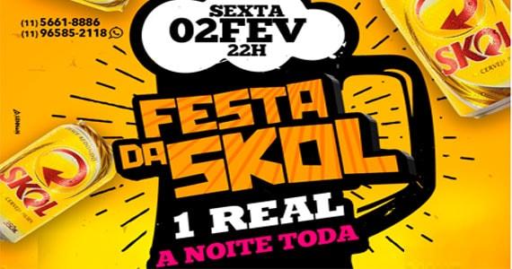 Festa da Skol 1 Real com André Mello & Diego, Bruno Hipólito e mais no Terra Country Eventos BaresSP 570x300 imagem