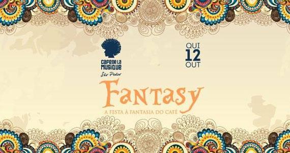 Festa Fantasia 2017 do Café de la Musique Beach Club agita o litoral sul de São Paulo Eventos BaresSP 570x300 imagem