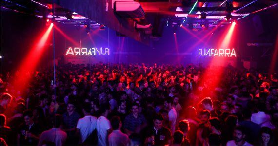 Festa Funfarra retorna ao Club 33 com DJ residentes animando o sábado Eventos BaresSP 570x300 imagem