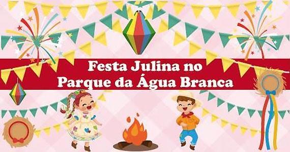 Festa Julina no Parque da Água Branca com atrações especiais e entrada gratuita Eventos BaresSP 570x300 imagem