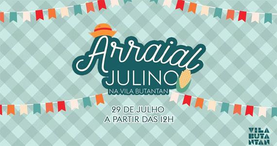 Festa Julina: Vila Butantan se despede da época mais gostosa do ano com celebração Eventos BaresSP 570x300 imagem