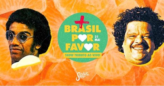 Festa Mais Brasil Por Favor com o som da banda Versão Brasileira no Clube Selva Eventos BaresSP 570x300 imagem