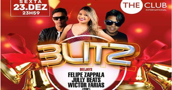 Sexta é dia da última Festa Blitz do ano no The Club Internacional  Eventos BaresSP 570x300 imagem