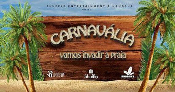 Festa Carnavália vai descer a Serra e desembarcar no Banana's Beach Club  Eventos BaresSP 570x300 imagem