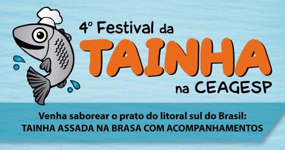 4° Festival da Tainha no Ceagesp Eventos BaresSP 570x300 imagem