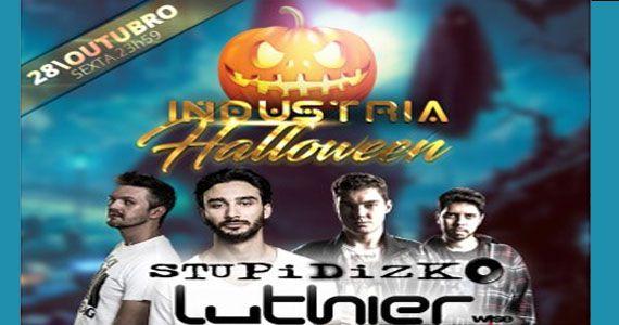 Sexta-feira tem a Festa de Halloween da Eazy com Stupidizko e Luthier  Eventos BaresSP 570x300 imagem