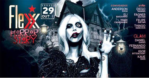 A tão esperada Halloween Special Edition acontece neste sábado na Flexx Club Eventos BaresSP 570x300 imagem