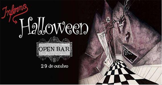 Sábado é dia de curtir a Festa de Halloween à Fantasia do Inferno Clube com Open Bar  Eventos BaresSP 570x300 imagem