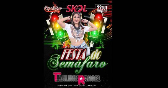 Festa do Semáfarono com o sertaneja da cantora Thaline Rangel Open Bar Club Eventos BaresSP 570x300 imagem