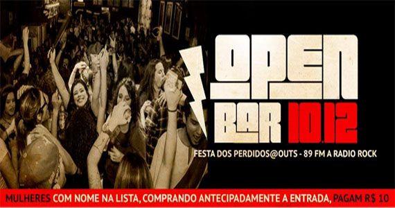Festa dos Perdidos com os Djs Thiago Deejay e Luka da 89FM embalam a Outs Eventos BaresSP 570x300 imagem