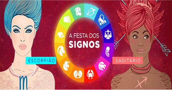 Sábado vai rolar a Festa dos Signos de Escorpião e Sargitário no Espaço Desmanche Eventos BaresSP 570x300 imagem