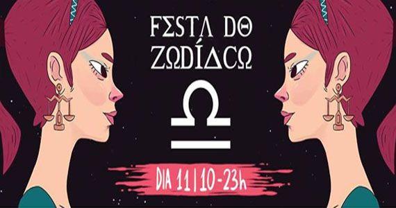 Festa do Zodíaco: inspirado na Casa de Libra agitam a noite no Lab Club Eventos BaresSP 570x300 imagem
