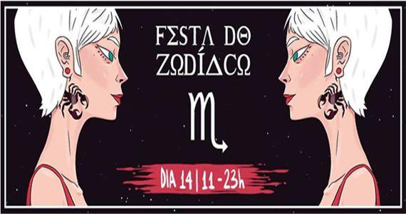Segunda-feira é dia de curtir a Festa do Zodíaco inspirada no signo de Escorpião no Lab Club Eventos BaresSP 570x300 imagem
