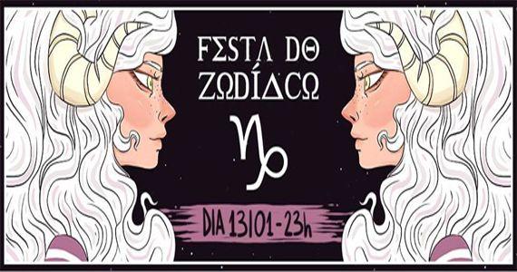 Sexta acontece a Festa do Zodíaco inspirada no signo Capricórnio na Lab Club Eventos BaresSP 570x300 imagem
