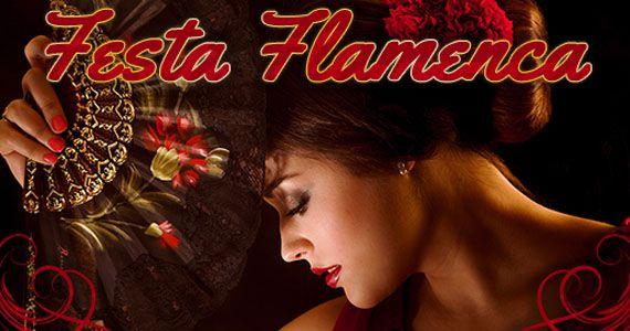 Festa Flamenca com muita sensualidade, sedução e erotismo no Imperium Club Eventos BaresSP 570x300 imagem