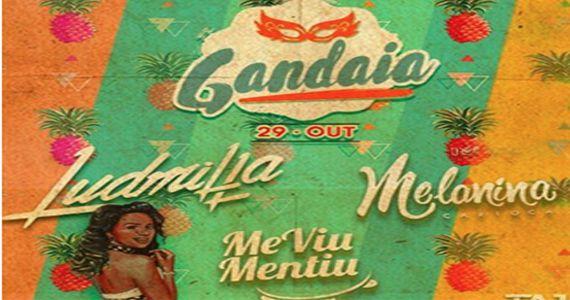 Galpão da Mancha Verde traz a festa Gandaia com participação da Ludmilla, Melanina Carioca e Me viu, mentiu! Eventos BaresSP 570x300 imagem