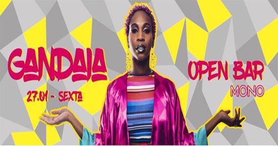 Festa Gandaia agita à noite na Mono Club com Open Bar e TOPs Djs Eventos BaresSP 570x300 imagem