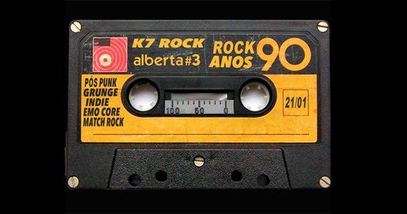 Sábado é dia da Festa K -7 com o melhor dos anos 80, 90 a 2010 no Alberta #3 Eventos BaresSP 570x300 imagem