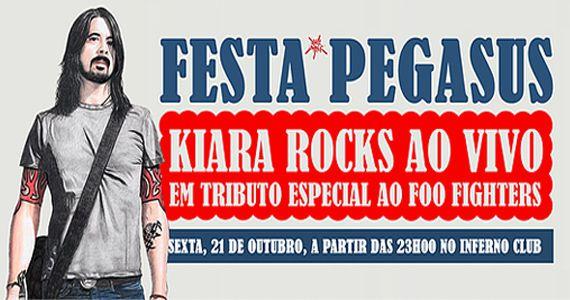 Sexta-feira é dia de Pegasus no Inferno Club com o melhor do Foo Fighters Eventos BaresSP 570x300 imagem