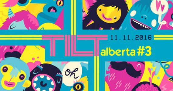 Alberta#3 recebe a Festa TILT com RockALT e André Rox mostram que o underground pode virar moda  Eventos BaresSP 570x300 imagem