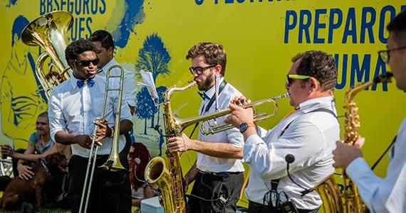 Festival BBSeguros de Blues e Jazz tem 5ª edição no Parque Villa-Lobos Eventos BaresSP 570x300 imagem