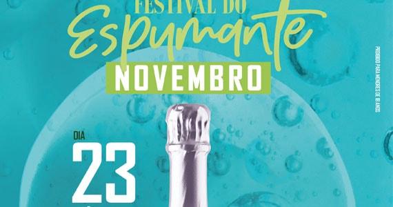 Festival do Espumante realiza nova edição no Frei Caneca Eventos BaresSP 570x300 imagem