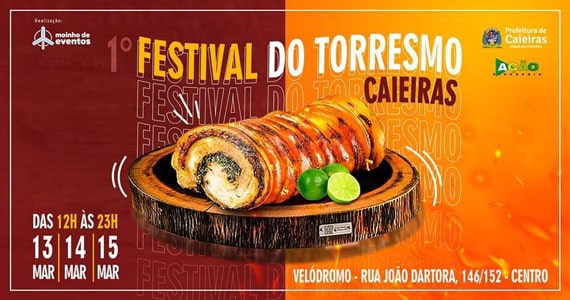 Cidade de Caieiras recebe o Festival do Torresmo Eventos BaresSP 570x300 imagem