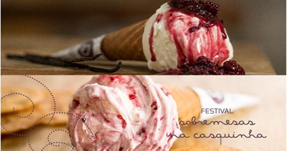 Festival Sobremesa na Casquinha que remetem a lembranças da infância na Davvero Eventos BaresSP 570x300 imagem