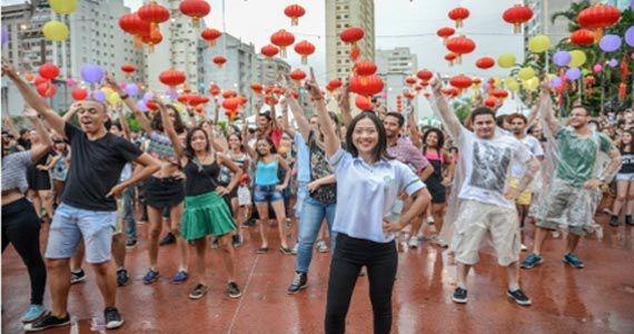 Ano Novo Chinês encerra com Festival das Lanternas na Praça Roosevelt  Eventos BaresSP 570x300 imagem