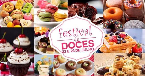 3º Festival de Doces com entrada gratuita no Club Homs Eventos BaresSP 570x300 imagem