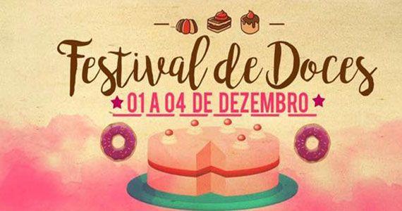 O Shopping Aricanduva recebe o 2° Festival de Doces  Eventos BaresSP 570x300 imagem