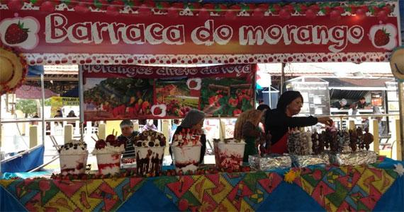 Parque da Água Branca recebe este mês Festival do Morango Eventos BaresSP 570x300 imagem
