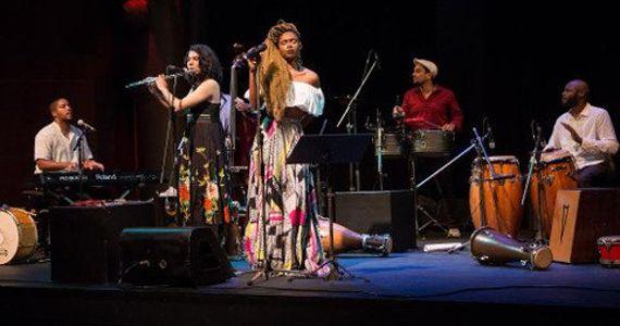 Grupo Batanga & Cia e a Dj Gabriela Rubaldo agitam a Fiesta Latina no Bourbon Street Eventos BaresSP 570x300 imagem